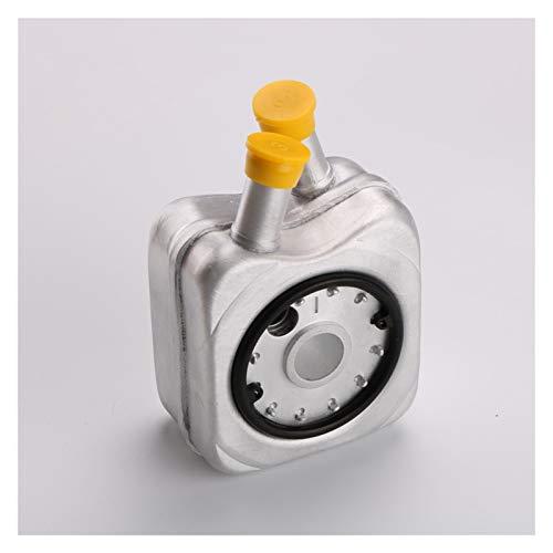 MAIOPA Práctico Refrigerador de Aceite del radiador del Motor para VW con Junta Accesorio