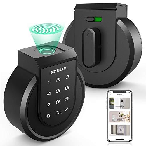 Securam Touch Smart Lock Deadbolt $154.10