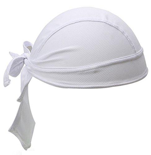 BXT Deportes Headwear Secado rápido Sol protección UV Ciclismo Bandana Running Gorro...