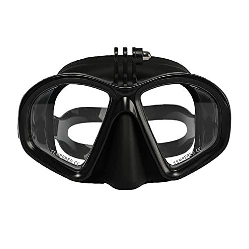 adfafw Gafas De Buceo para Niños Gafas De Natación para Niños Máscara De Buceo De Alta Definición para Niños con Protección Hermética Y UV, Gafas De Natación Protectoras De Silicona Unisex Functional