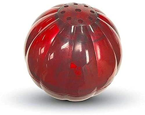 Pet Qwerks Blinky Babble Ball Flashing Interactive Chew Toy for Large Dogs