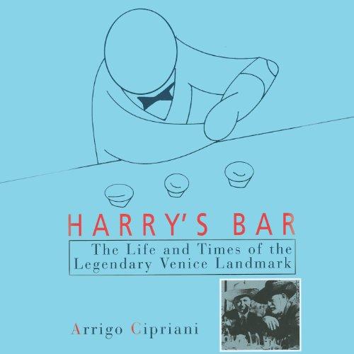 Harry's Bar audiobook cover art