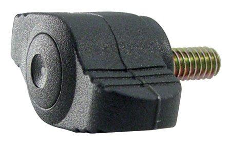 Kipp KBP-314 Threaded Stud Product Classic Thermoplastic 1.10 Knob Wing Diameter
