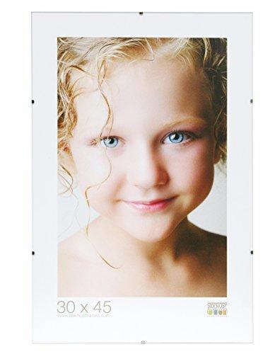 Deknudt Frames S200K9-50.0X70.0 Bilderhalter, Rahmenlos, 72 x 52 x 1,5 cm