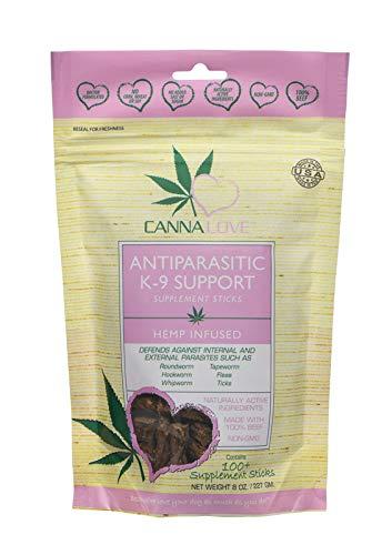 PetFX CannaLove K-9 Parasitic Relief Supplement Sticks