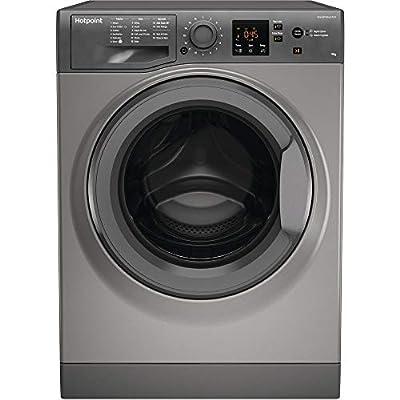 Hotpoint Ltd NSWF 943C GG UK 1400rpm Washing Machine 9kg Load Class A+++ Graphite