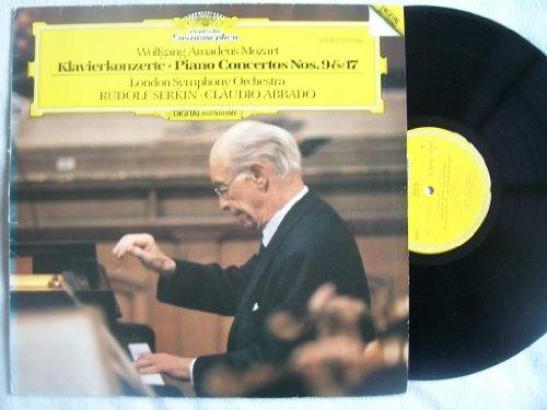 Mozart: Klavierkonzerte Nos. 9 & 17