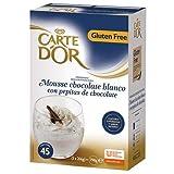 Mousse Chocolate blanco Con Pepitas de Chocolate - Carte D´Or- 45 Porciones