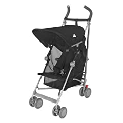 For 6months and up to 25kg/55lb Waterproof/UPF 50+ Hood Single Position Seat Breathable Seat 4 Wheel Suspension