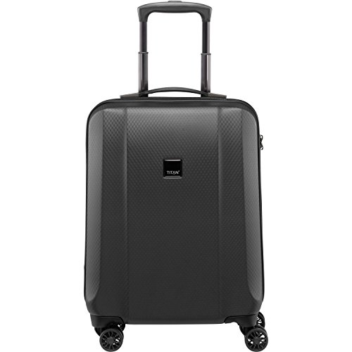 Titan 816406 Xenon Deluxe 4 wheel Trolley S, graphit