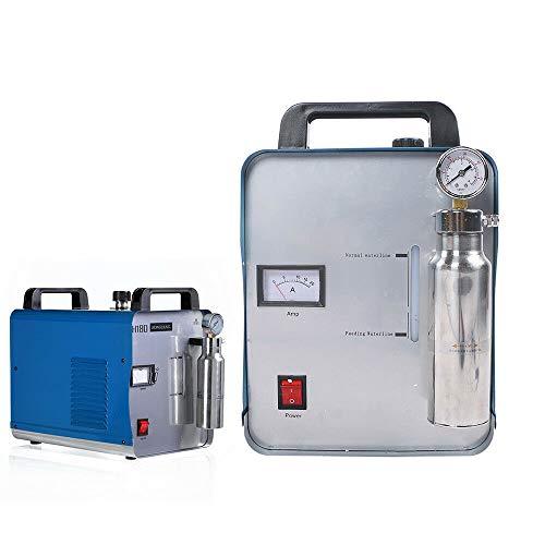95L/H Oxygen-Hydrogen Welder H180 Acrylic Flame Polishing Machine Electric HHO Portable Water Hydrogen Oxygen Acrylic Electrolytic Polishing Polisher Machine