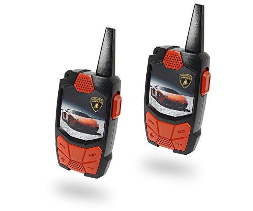 Dickie Toys 201118187 Walkie Talkie - Juego de Peluche de Lamborghini