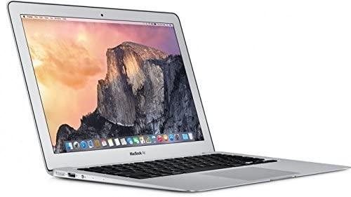 2015 Apple MacBook Air con Intel Core i7 de 2,2 GHz (13 Pulgadas, 8 GB de RAM, SSD de 512 GB) Plata (Reacondicionado)