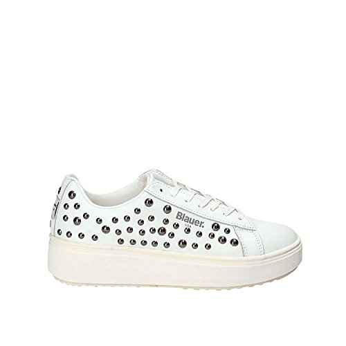 Blauer USA 7FMELL501 Sneakers Femme WHITE 38