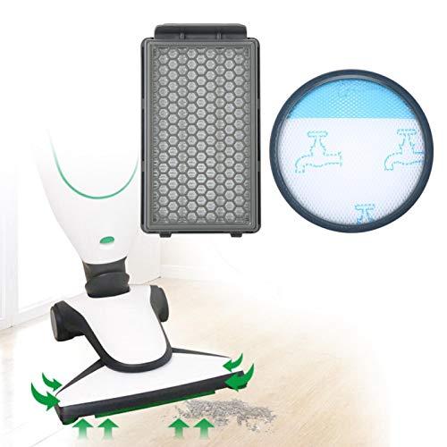 Emoshayoga Filtro de Fibra de poliéster Accesorios de aspiradora Filtro de aspiradora eficaz para Cocina Rowenta para el hogar