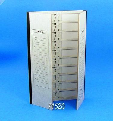 30 Slide Pop-Up Slide Folder, 10/CS