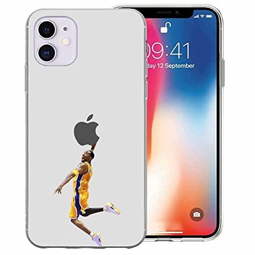 Funda Compatible con iPhone 6/iPhone 6s, diseño de patrón en la Parte Posterior Crystal Clear Ultra Slim Soft TPU Silicona a Prueba de Golpes, Anti-arañazos (4.7 Pulgadas) (AZZX2000007)