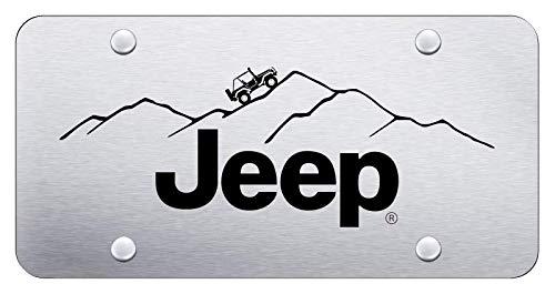 DanteGTS Jeep Grill Logo Gold Tear Drop Key Chain