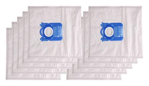 Cleanwizzard Premium - Bolsa para aspiradora AEG Gr. 200, 205, S-Bag/Electrolux (5 capas de fieltro, incluye microfiltro)