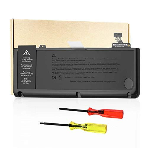 A1322 Batería para Apple MacBook Pro 13' A1278 A1322(Mediados de 2009 a Mediados de 2010 a Mediados de 2011 a Mediados de 2012)[10.95 V 63.5Wh Li-Polymer]