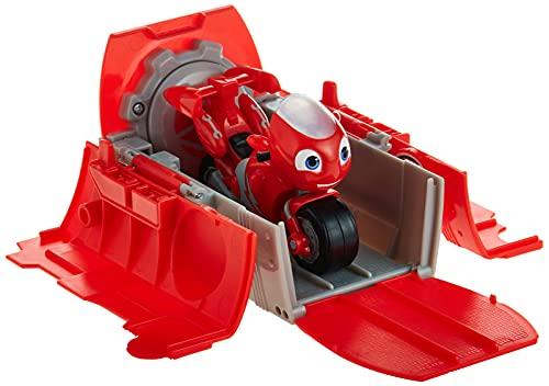 Ricky Zoom Ricky Pop & Go Spielset, mit Actionfigur, 2 Accessoires, die es sonst nirgendwo Anders gibt liefert perfekte Abenteuer für Kinder im Vorschulalter und Fans der Serie!