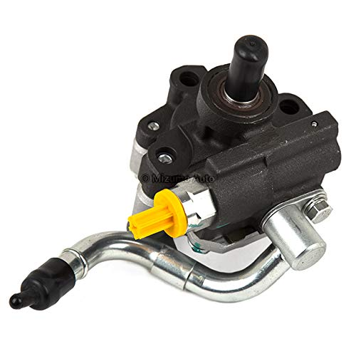 Mizumo Auto MA-9761259784 Power Steering Pump 21-5168 Compatible With/For Chevrolet Prizm 00-02 Toyota Corolla 98-02