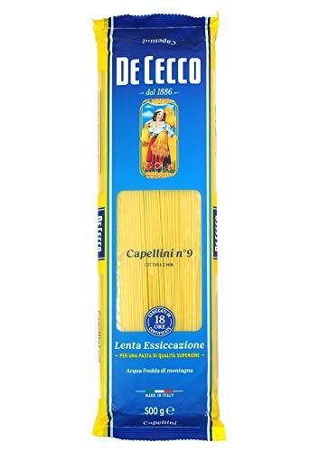 De Cecco Capellini Nr. 9, 1er Pack (1 x 500 g Packung)