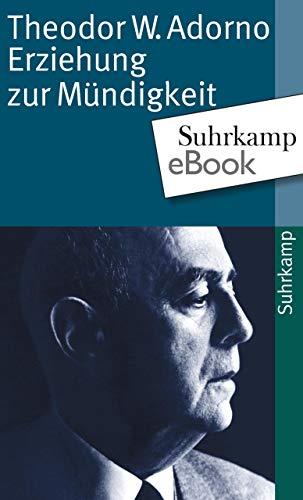 Erziehung zur Mündigkeit: Vorträge und Gespräche mit Hellmut Becker 1959 bis 1969