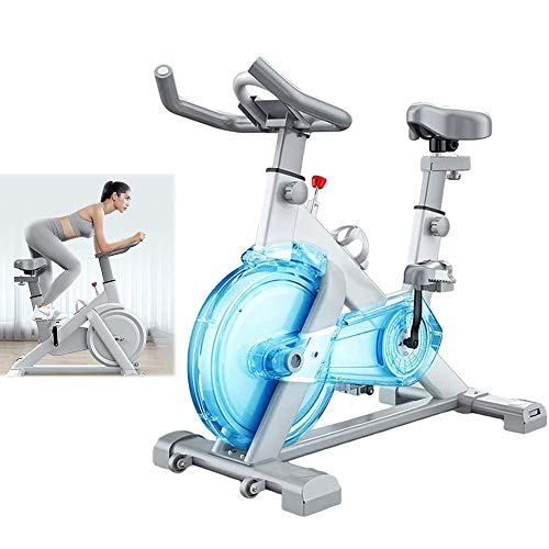 DELGC Fitness Bike Exercise Bike for Home, Indoor Training Fitness Cardio Spin Bike Studio Cycles Exercise Machines Sunny Health and Fitness Indoor Cycling Bike