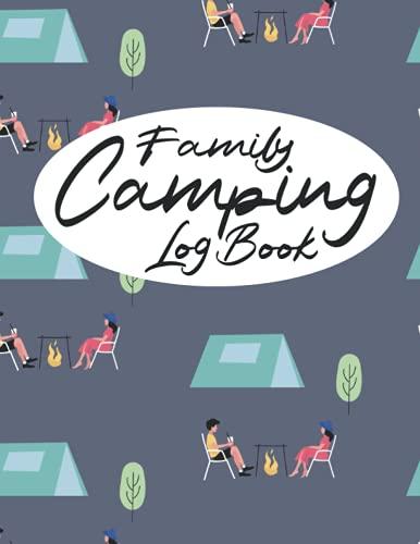 Family Camping Log Book