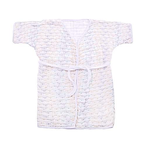 Roupão Soft Premium Papi Baby Tamanho Único 01 Un, Papi Textil, Verde