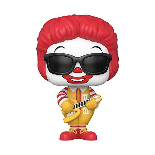Funko- Pop Ad Icons Mcdonalds Rock out Ronald Juguete coleccionable, Multicolor (52991)