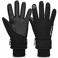 Cevapro -30-Degree F Winter Thermal Touchscreen Gloves (Medium)