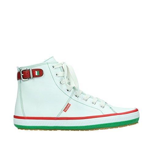 Wolky Comfort Sneakers Biker - 90120 altweiß Leder - 38