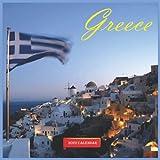 Greece Calendar 2022: Official Greece 2022 Calendar ,(12 Months) Square 2022 Calendar ,europe 2022 Calendar