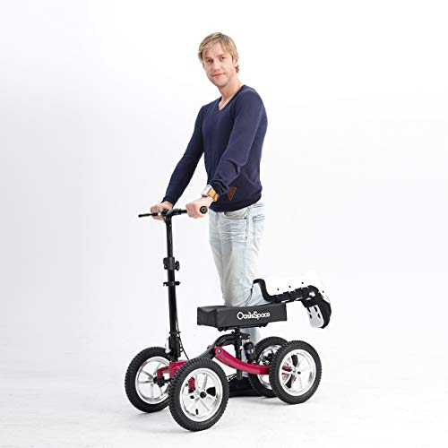 OasisSpace All Terrain Knee Walker
