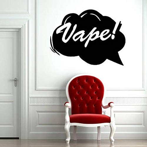 WERWN Logotipo de la Etiqueta de la Pared Cita Arte Tatuajes de Pared decoración Mural habitación diseño Tienda Barra de Vapor patrón