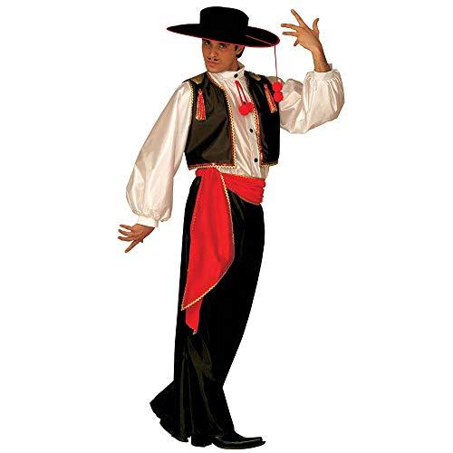WIDMANN Costume da Ballerino di Flamenco, in Taglia L