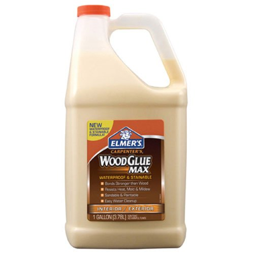 Elmer's E7330 Carpenter's Wood Glue Max