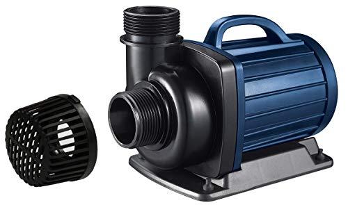 AquaForte Dm-8000 Filter-/Teichpumpe, 70 W, 8 m³/h, Förderhöhe 4,5 m