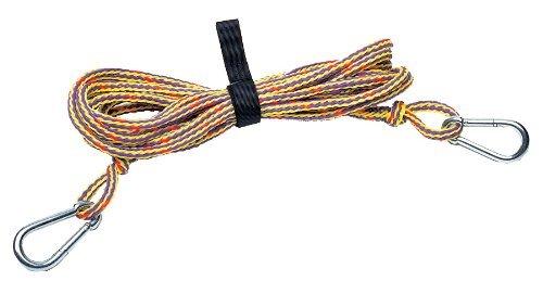 Kwik Tek TR-20 PWC Tow Rope with Rope Keeper (20-Feet) by Kwik Tek