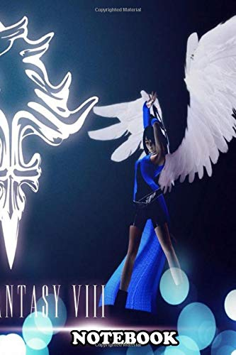 Notebook: Final Fantasy Viii , Journal for Writing, College Ruled Size 6