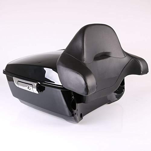 Top-Case King pour Harley Davidson Road King Custom 05-07 Noir