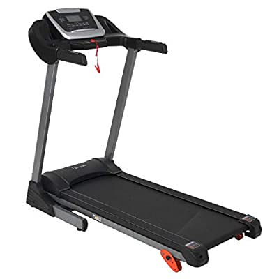 Nexttechnology Electric Treadmill Mini Treadmill Folding Fitness Running Machine
