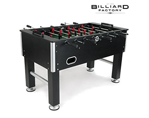 Learn More About The Billiard Factory Zoom Foosball Table