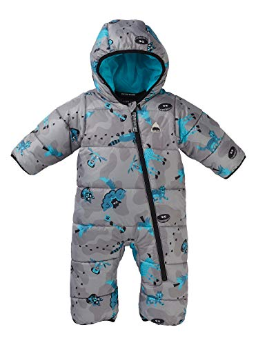 Burton Kinder Infant Buddy Bunting Suit Overall, Hide and Seek , 0-3 Monate