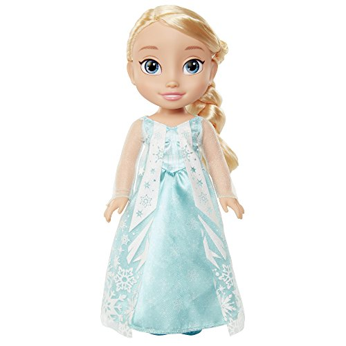 Jakks Pacific Elsa Princesa Disney Anna, Frozen Muñeca Toddler, Multi