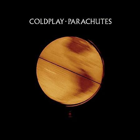 vinile parachutes album debutto coldplay