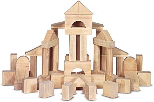 Children's Wood Building Blocks