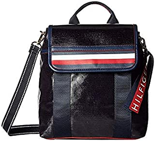 Tommy Hilfiger Women's Viola Coated Canvas Backpack
